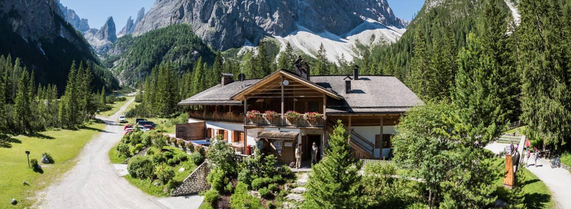 Jausenstation Talschlusshütte