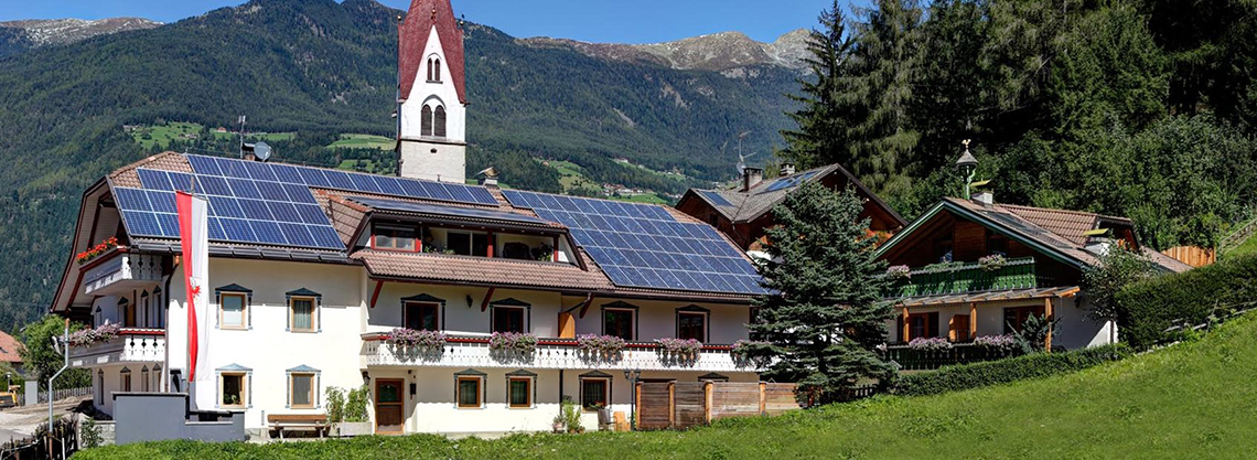 Alpenapartments Achmüller - Wastelhofer