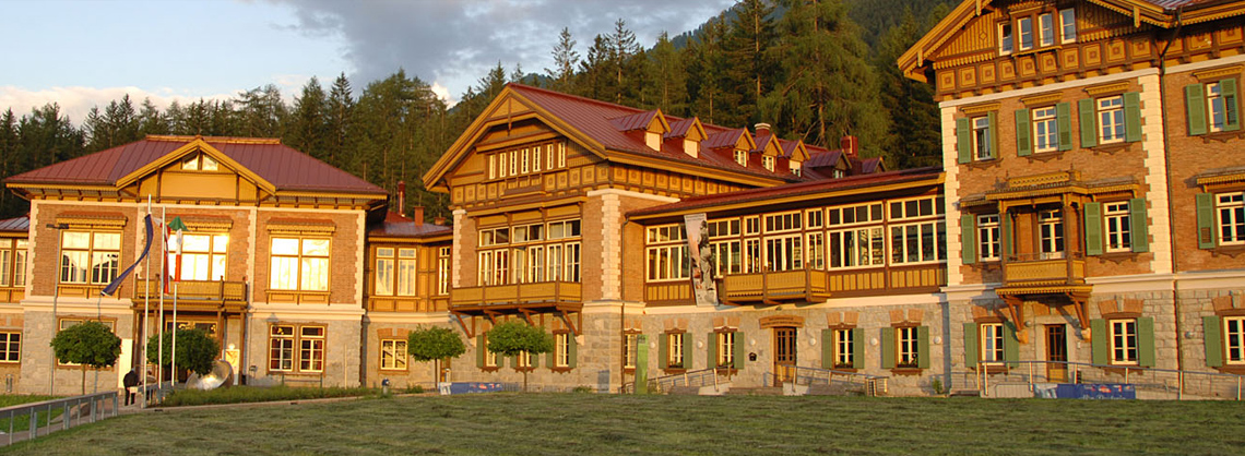 Centro Culturale Grand Hotel Dobbiaco