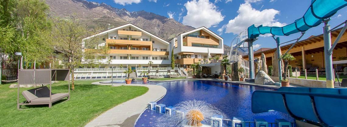Familien-Wellness Residence Tyrol