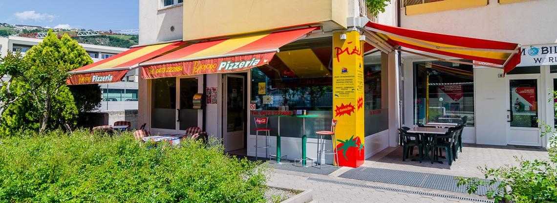 Pizzeria Happy Pomodoro