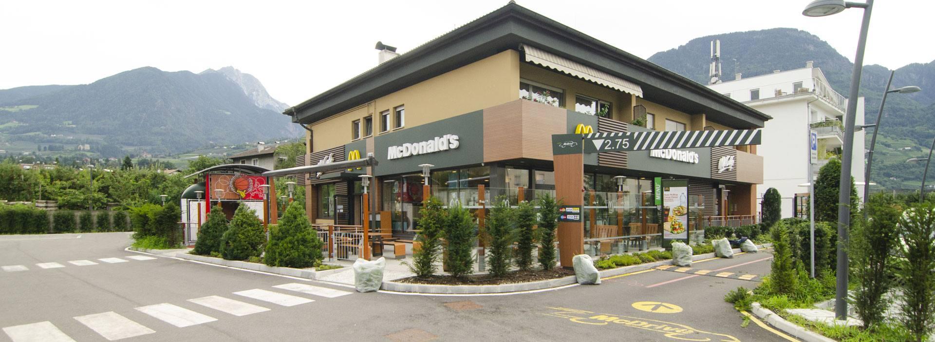McDonald's Merano